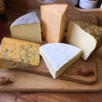 £30 British Cheese Selection